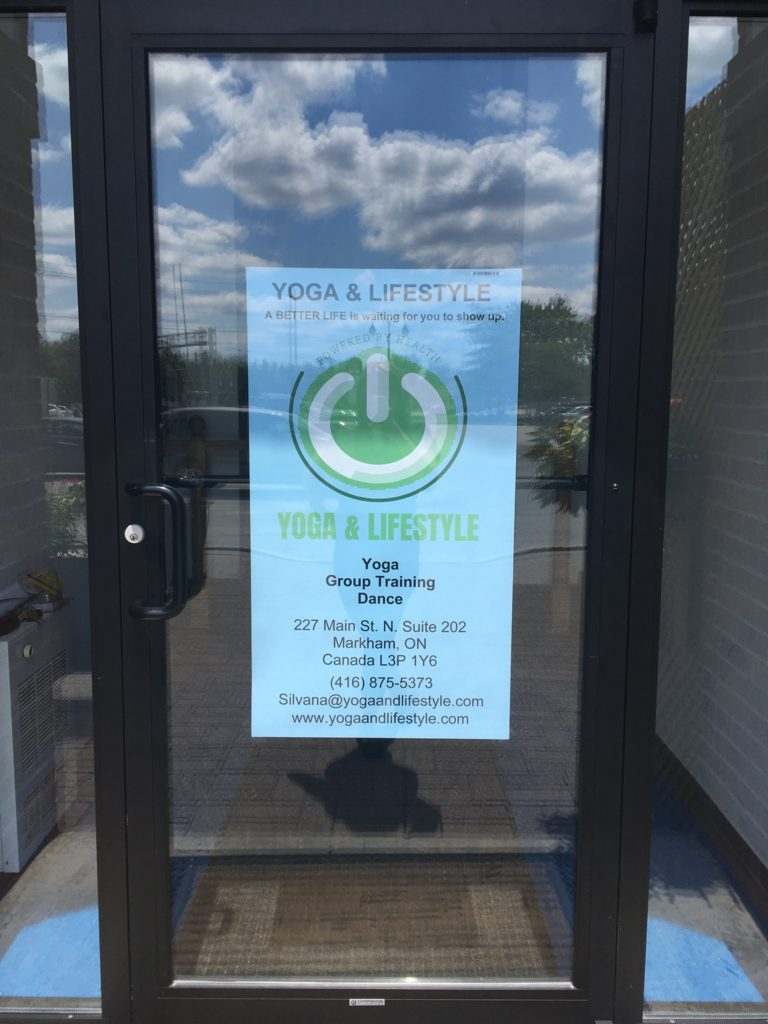 Welcome home to Yoga & Lifestyle